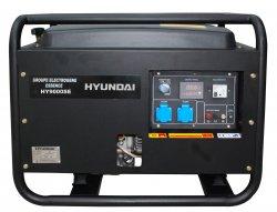 бензогенератор hyundai hy 9000se-3 паспотр